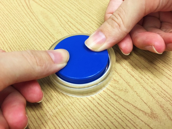 くるみボタンの作り方8|ウェディングムービーchouchou(シュシュ)