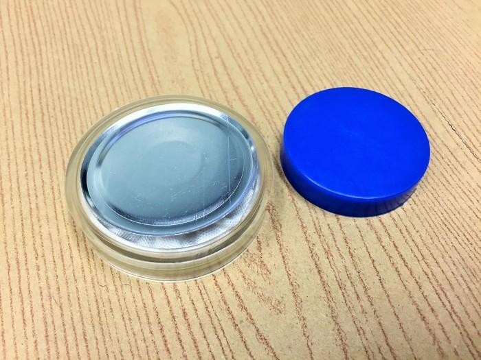 くるみボタンの作り方7|ウェディングムービーchouchou(シュシュ)
