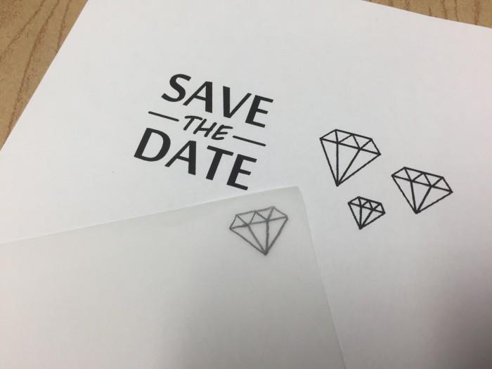ダイヤモンド2|結婚式ムービーchouchou(シュシュ)