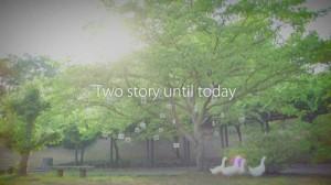 結婚式プロフィールビデオ_ウェディングムービーシュシュ_サニーデイ