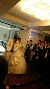 結婚式プロフィールビデオ_ウェディングムービーシュシュ