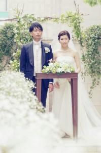 結婚式のプロフィールムービー_先輩カップルの実例紹介_ウェディングムービーシュシュ